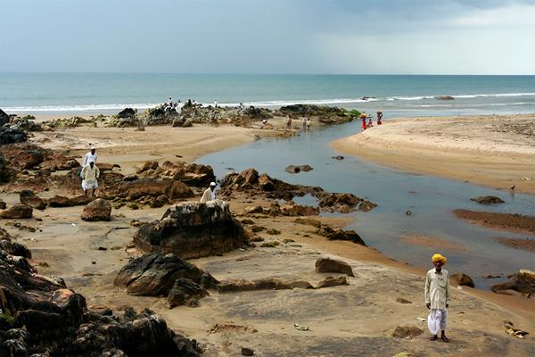 Отдых в  Индии на Гоа